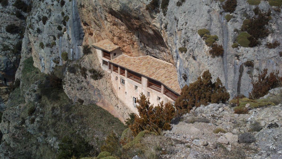 Santuario de la Virgen de La Peña de Aniés